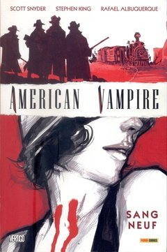 American Vampire, couverture
